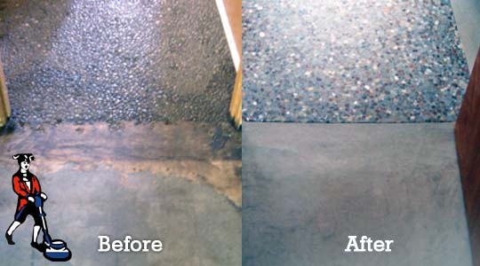Terrazzo cleaning gallery for How to remove stains from terrazzo floors