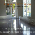 Terrazzo Floor Cleaning Palm Beach