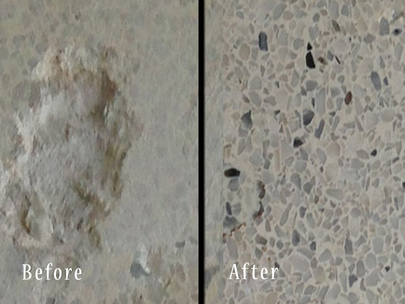 Homemade Terrazzo Restoration Solutions Fort Lauderdale