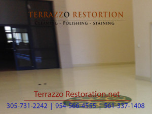 Terrazo Floor Polishing Palm Beach1