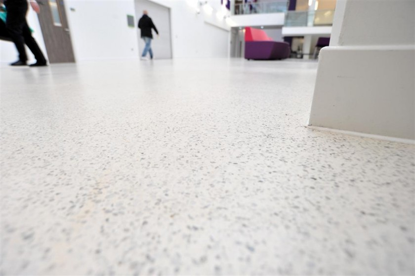 Terrazzo Floor Cleaning Tips