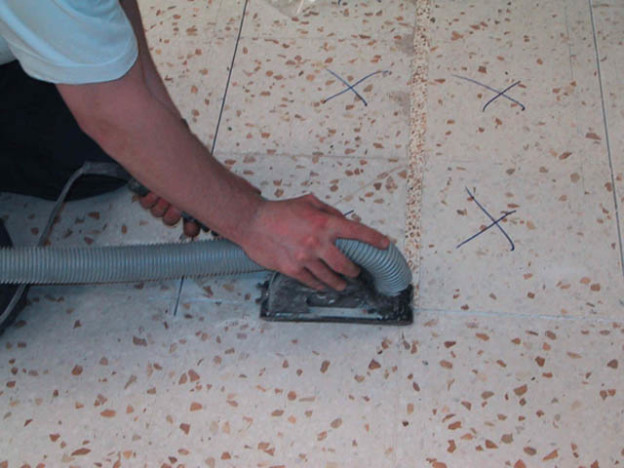Palm Beach Terrazzo Floor Repair